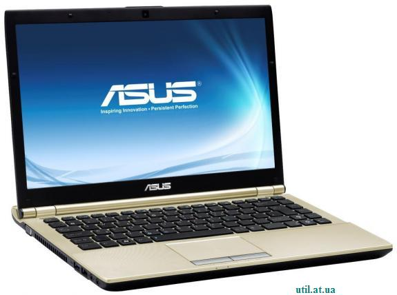 Ноутбук ASUS U46 обеспечит до 10 часов автономной работы