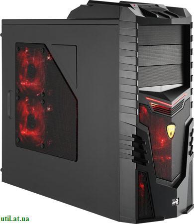 Aerocool выпустила компьютерный корпус X-Warrior для геймеров