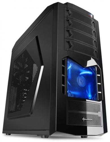 Sharkoon начала продажи компьютерных корпусов Scorpio 1000 и Scorpio 2000