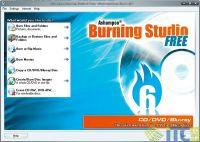 Ashampoo Burning Studio 6 Free